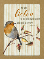 Listen.Love.Pray. CHM Signature Greeting Cards