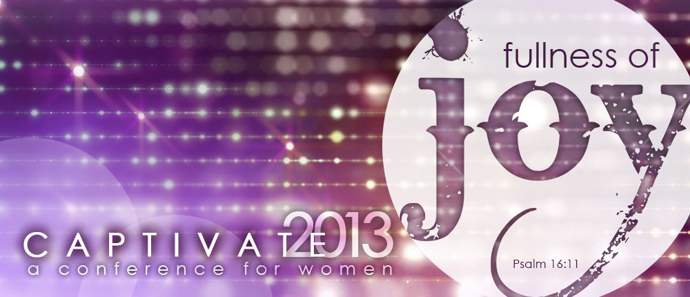 Captivate 2013 (women's conference) - Video